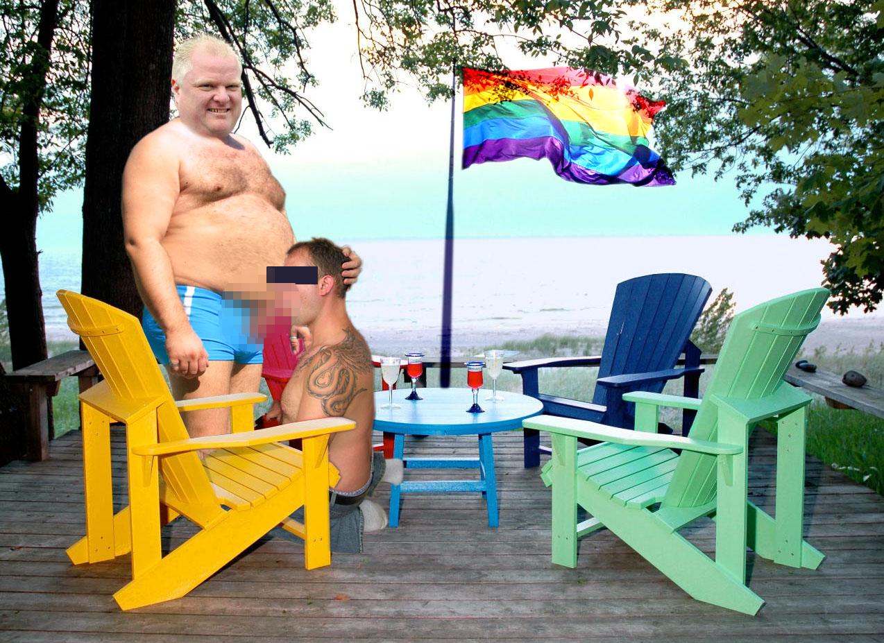 Gay muskoka